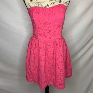 Kismet strapless dress